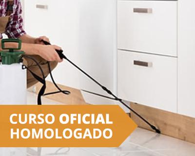 APLICADOR BIOCIDAS DE USO EN LA INDUSTRIA ALIMENTARIA Y AMBIENTAL  DDD  NIVEL BASICO