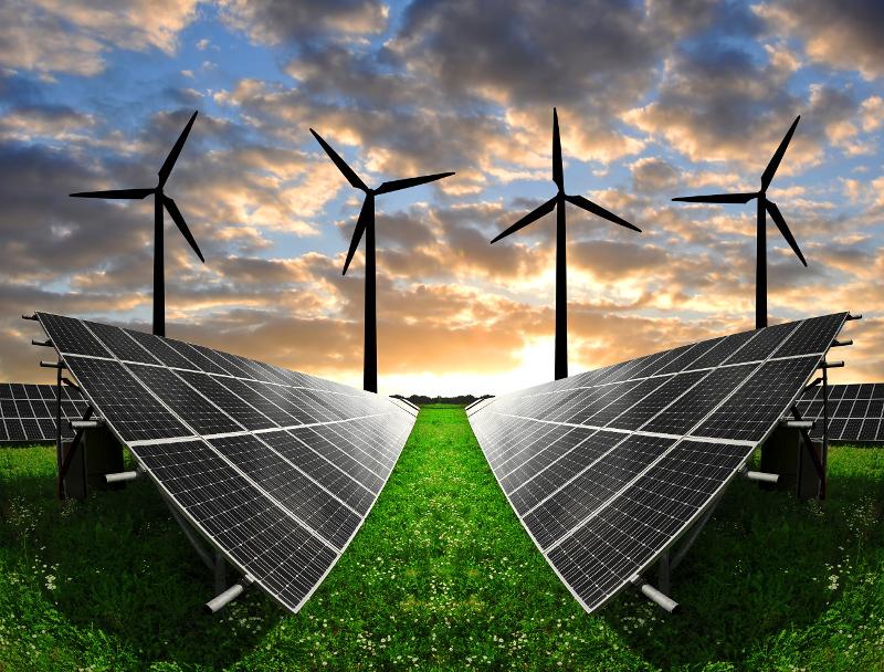 ELECTRICIDAD VERDE. ENERGÍA RENOVABLES Y SISTEMA ELÉCTRICO