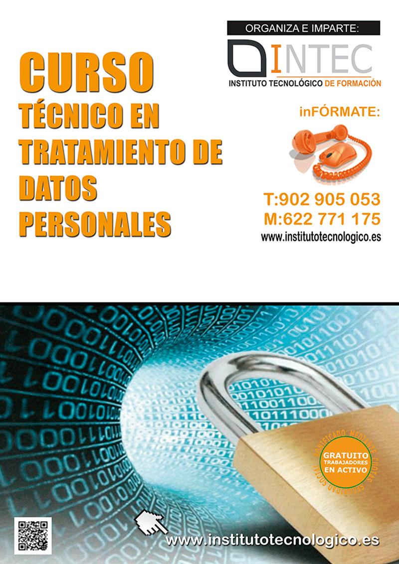 TÉCNICO EN TRATAMIENTO DE DATOS PERSONALES