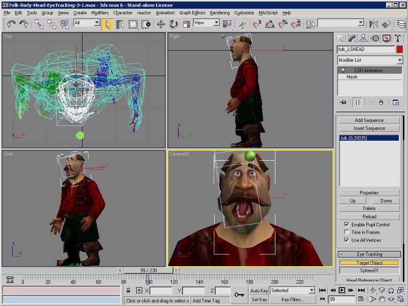 ESPECIALISTA TIC EN MODELADO Y ANIMACIÓN DE PERSONAJES CON 3D STUDIO MAX