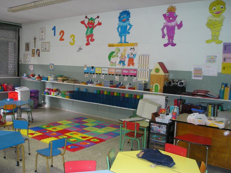 ORGANIZACIÓN DEL AULA EN EDUCACIÓN INFANTIL